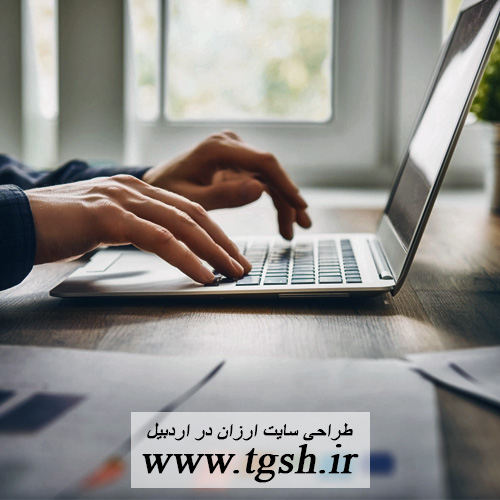 طراحی سایت ارزان در اردبیل