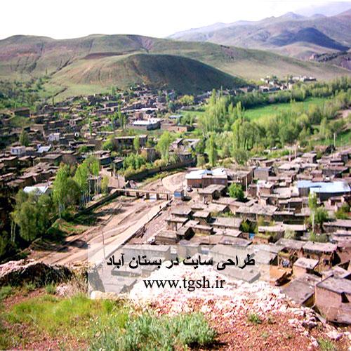 طراحی سایت در بستان آباد
